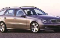 2004 Mercedes Benz E Class 3.2L