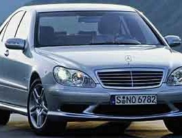 2004 Mercedes Benz S Class 4.3L