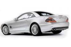 2004 Mercedes Benz SL Class AMG