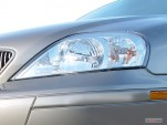2004 Mercury Sable 4-door Wagon LS Premium Headlight