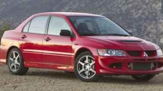 2004 Mitsubishi Lancer Evolution RS