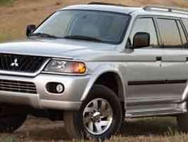 2004 Mitsubishi Montero Sport LS