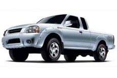 2004 Nissan Frontier 4WD SVE