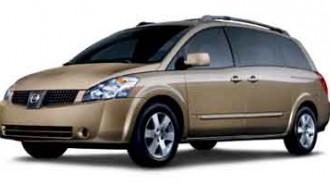 2004 Nissan Quest SE