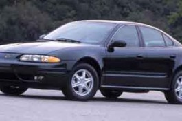 2004 Oldsmobile Alero GX