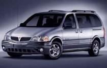 2004 Pontiac Montana w/1SA Pkg