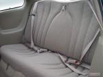 2003 Pontiac Sunfire 2-door Coupe Rear Seats