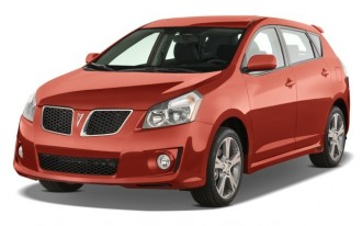 Toyota Recall Affects GM's Pontiac Vibe: Part II