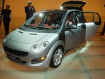 2004 Smart forfour