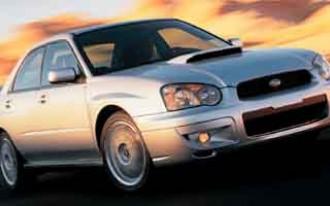 2004-2005 Subaru Impreza, 2005 Saab 9-2x Boost Subaru's Takata Airbag Recall To 81,100