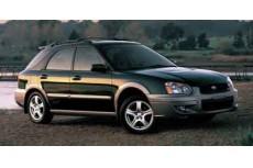 2004 Subaru Impreza Wagon (Natl) Outback Sport
