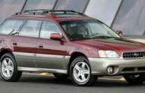 2004 Subaru Legacy Wagon (Natl) Outback H6 L.L. Bean Edition