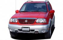 2005 Suzuki Grand Vitara 4-door Auto 4WD EX Angular Front Exterior View