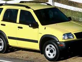 2004 Suzuki Vitara V6 
