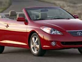 2004 Toyota Camry Solara SE