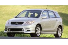 2004 Toyota Matrix XRS