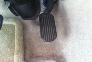 Photos: Padgett's Post-Recall Prius Pedal, Accelerator Shortened