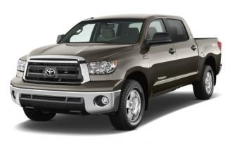 2010 Truck Comparison: Toyota Tundra Versus Chevrolet Silverado