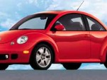 2004 Volkswagen New Beetle Coupe Turbo S