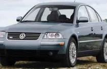 2004 Volkswagen Passat Sedan W8