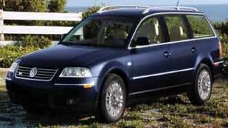 2004 Volkswagen Passat Wagon GL