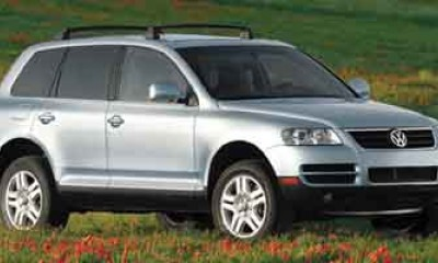 2004 Volkswagen Touareg Photos