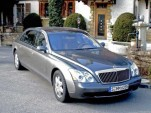 2004 Maybach 62