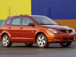 Toyota Recall Affects GM's Pontiac Vibe: Part I