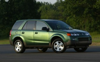 2002-2004 Saturn Vue: Recall Prompted By A Different Ignition-Key Issue