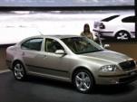 2004 Skoda Octavia, Geneva Motor Show