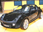2004 Smart Brabus, Geneva Motor Show