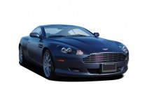 2005 Aston Martin DB9 2-door Coupe Auto Angular Front Exterior View
