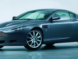 2005 Aston Martin DB9 