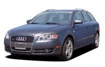 2005 Audi A4 2005 Wagon 3.0L Avant quattro Man Angular Front Exterior View