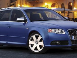 2005 Audi S4 