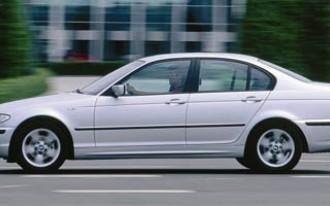 2002-2005 BMW 3-Series: Recall Alert