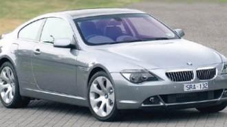 2005 BMW 6-Series 645Ci