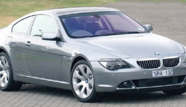 2005 bmw 6 series review ratings specs prices and. Black Bedroom Furniture Sets. Home Design Ideas