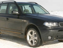 2005 BMW X3-Series 2.5i