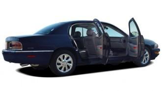 2005 Buick Park Avenue 4-door Sedan Ultra *Ltd Avail* Open Doors