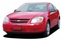 2005 Chevrolet Cobalt 2-door Coupe Angular Front Exterior View