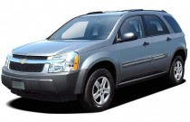 2005 Chevrolet Equinox 4-door AWD LS Angular Front Exterior View