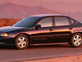 2005 Chevrolet Impala SS Supercharged
