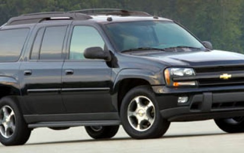 chevrolet trailblazer или nissan pathfinder