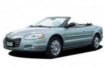 2005 Chrysler Sebring Convertible 2-door Limited Angular Front Exterior View