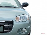 2005 Chrysler Sebring Convertible 2-door Limited Headlight