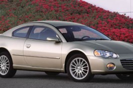 2005 Chrysler Sebring Cpe 