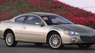 2005 Chrysler Sebring Cpe