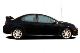 2005 Dodge Neon 4-door Sedan SRT4 Side Exterior View