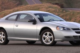 2005 Dodge Stratus Cpe SXT
